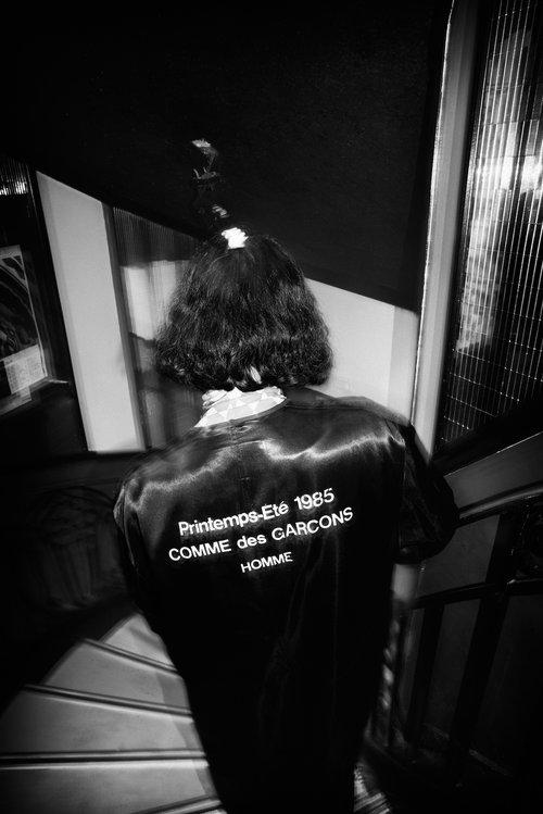 992157a943c0 Byronesque x Vestiaire Collective - Derek Ridgers — TARA ST HILL