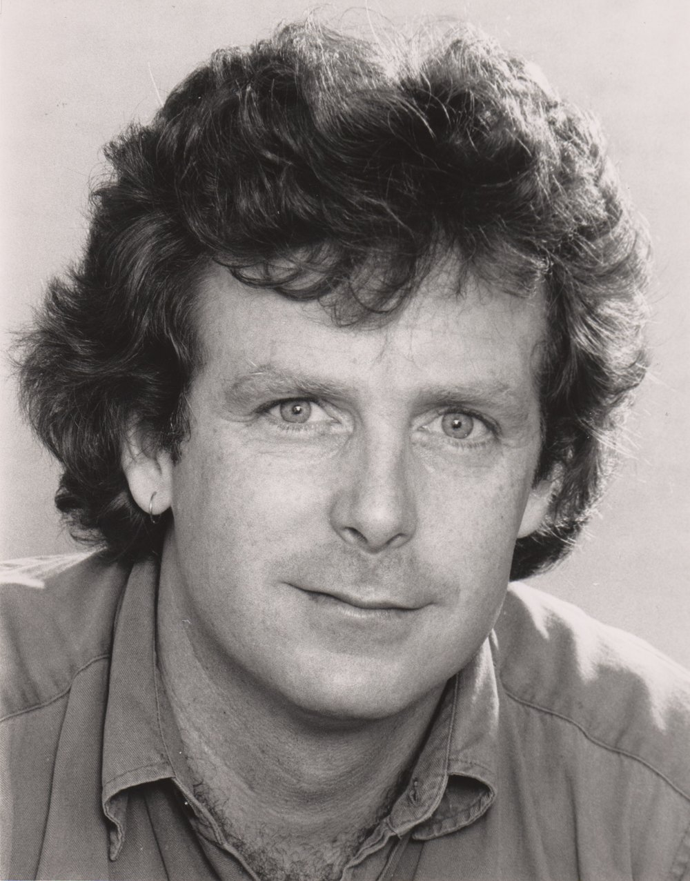 "James Cullingham Executive Producer ""As it happens"", CBC Radio, 1987"
