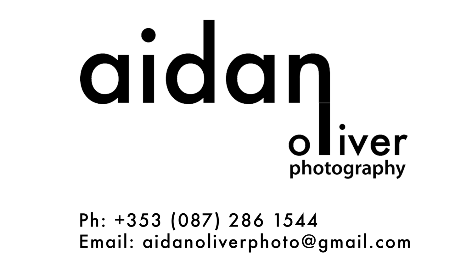 Aidan Oliver Photography