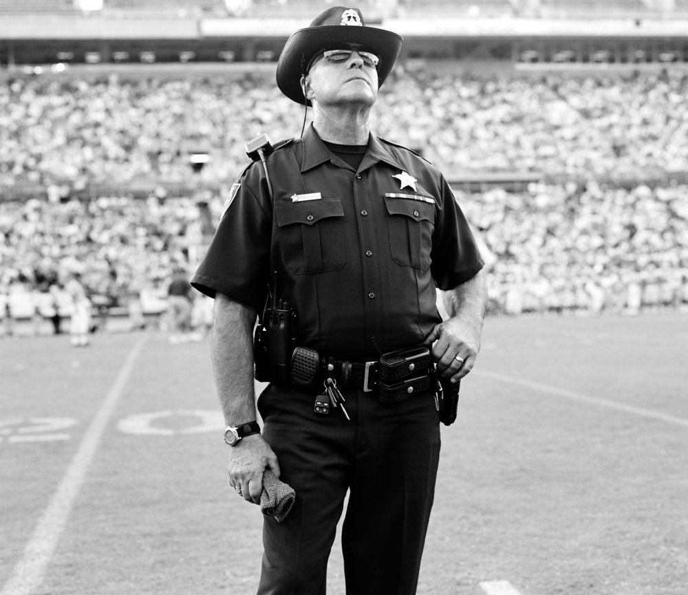 Untitled (Pictures of College Football) , 2006-2008, Digital Photograph