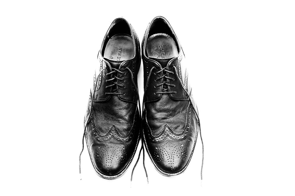 Untitled (My Dress Shoes, 2014-2016) , 2016, Digital Photograph