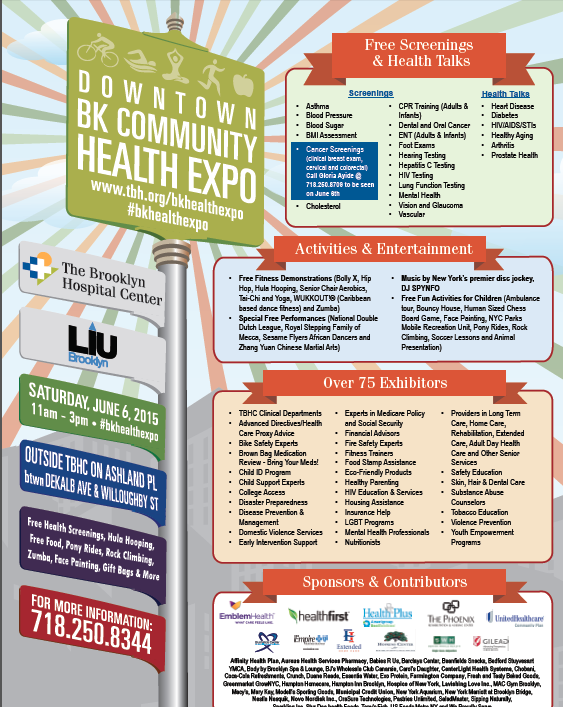 BK Health Expo — News — WUKKOUT!®