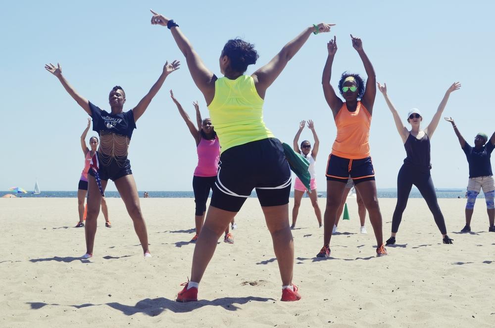 Wukkout!® on the Beach - July 2015