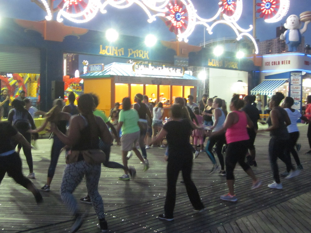 Carnival by the Sea - September 2015