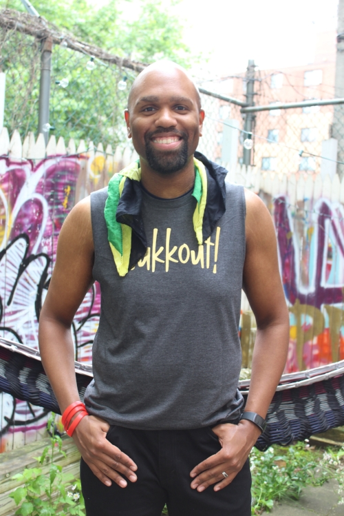 Join Wukkout!® Instructor, Tyrone, for Metro Moves.