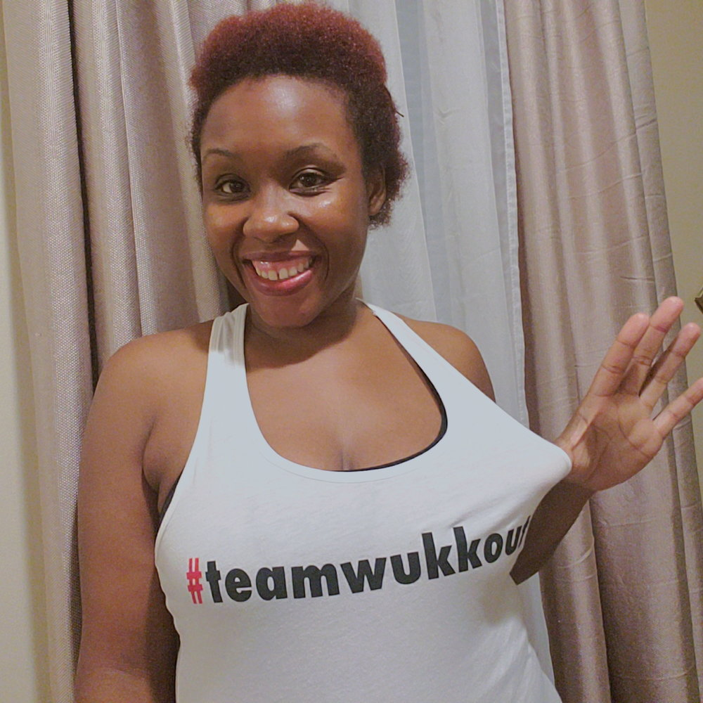 Classes will be lead by Wukkout!® Instructor    Mellissa J.