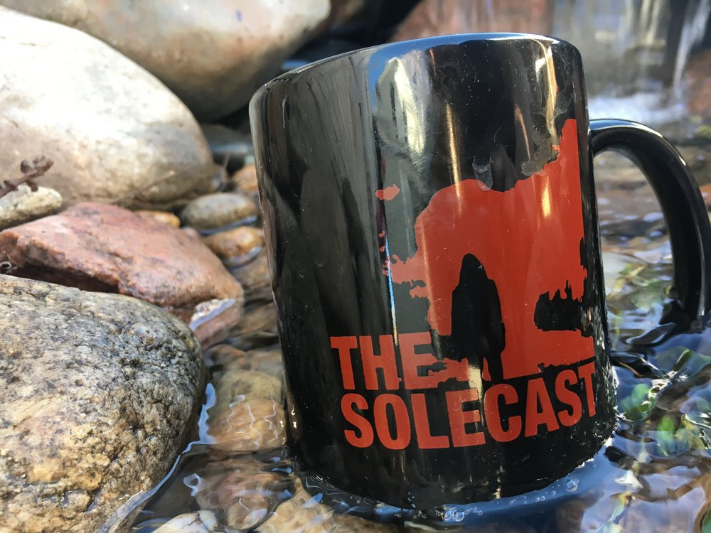 Solecast Coffee Mugs $10