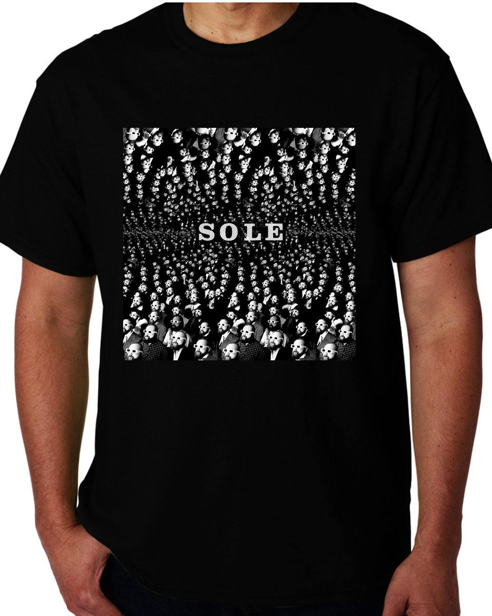 New T-shirts in the Sole store