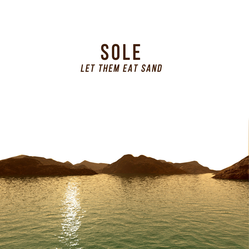 Sole  Let Them Eat Sand  Book/CD