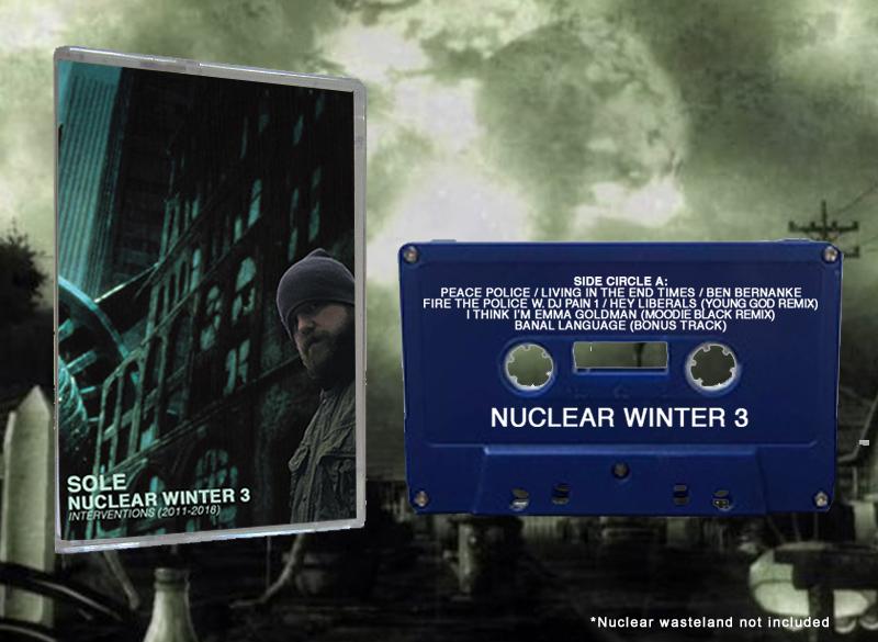 Nuclear Winter 3 Mixtape Free D/L & Cassette