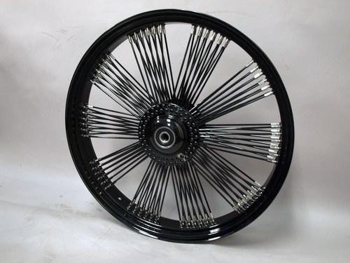 Black Black Bike Wheels