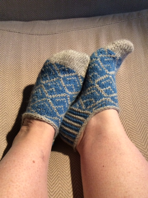 Kate Davies slippers Buachaille.JPG