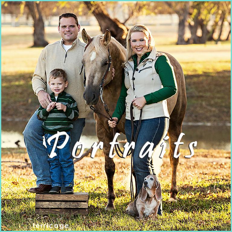 Portraits Families Headshots Pets