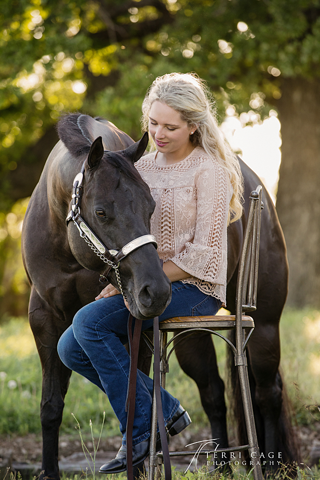 AQHA, Senior portraits, weatherford Texas, North Texas