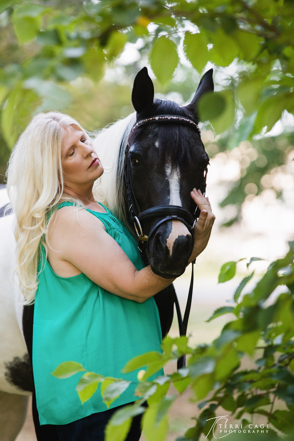 women with horse, equestrian portraits, southlake, texas, photographer, equine