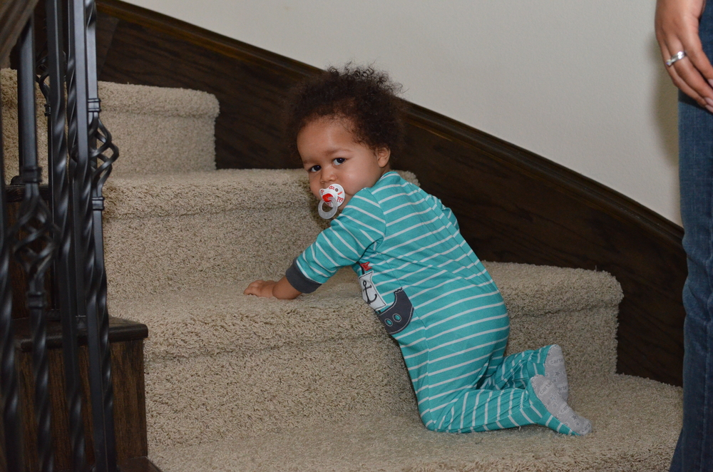 Day 39: Climbing the stairs