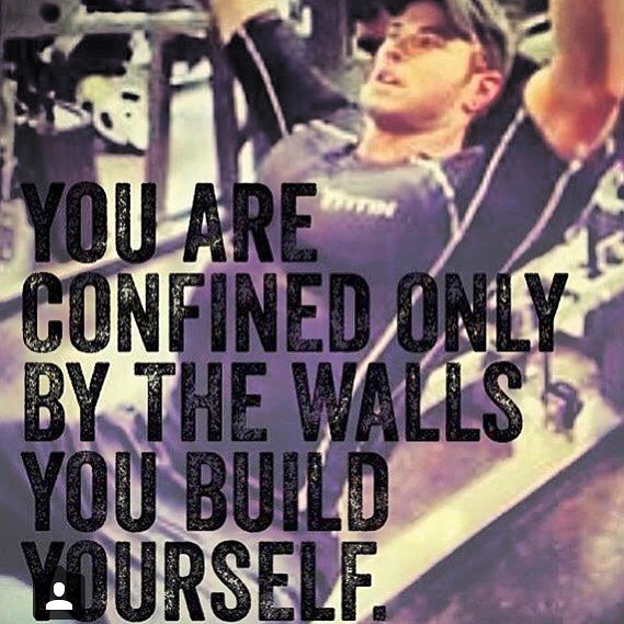 Quote of the day- Believe in yourself first. You set your limits. You define your life and where you want to go in every aspect. Your potential is not capped. Keep climbing! #goodmorning #quote #quote #win #hardwork #hills #handlelife #nyctrainer #nyc #nycfit #behumble #bettereveryday #behungry #grow #passion #heart #hustle