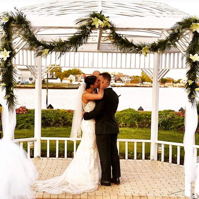 Wedding Pictures- @mrsleaderlife and I on the best day of my life. Making it official with my soulmate. I love this girl more than life. Best friends since day 1 and on👫. Couldn't ask for better! #leaderlifefitness #firstkiss #wedding #love #family #mrsleider #celebrate #life #lovelife #wifey #mybae #marriage #themarriedlife #thebae #wife #justmarried