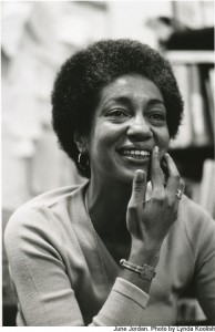 The Feminist Wire: The Occupation Stole My Words, June Jordan Helped me to Relocate Them