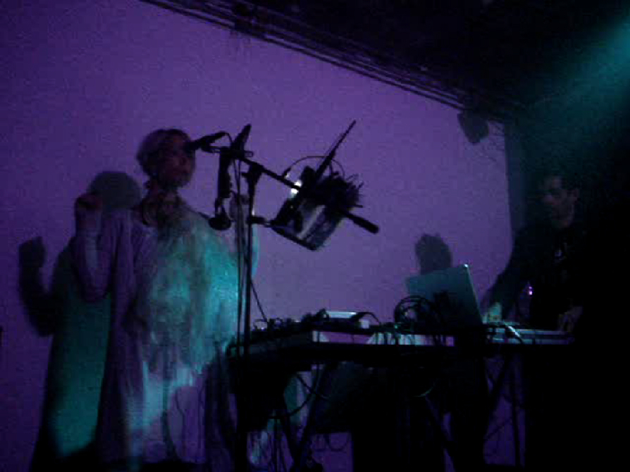Raw Chicks @ Loophole, Berlin May 2016