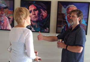 Writer Christin Kalafus interviews Bud Cook