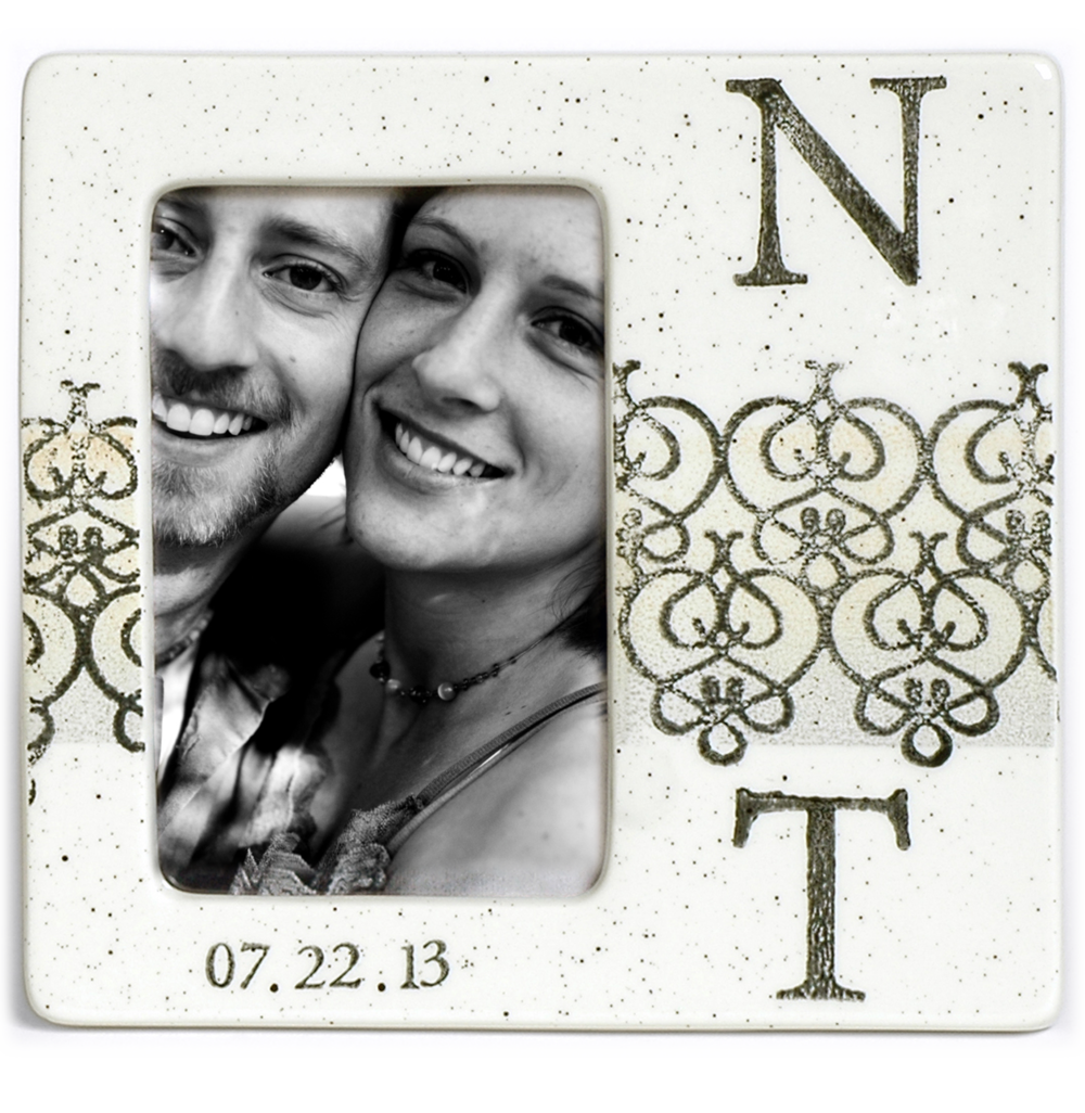 Monogram 2 Photo Frame
