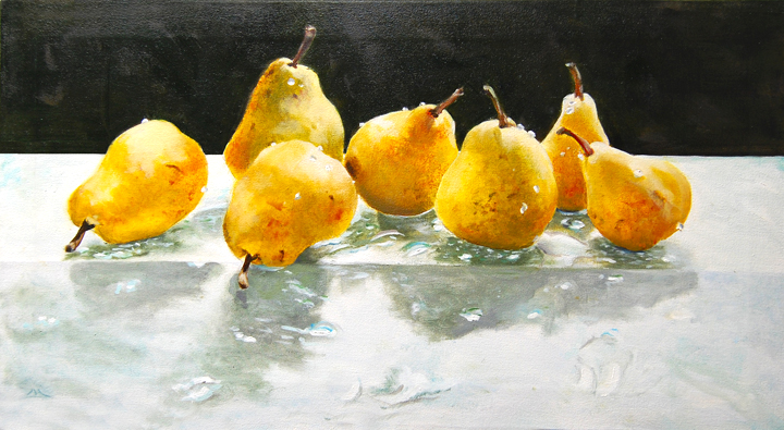 7 Pears on Glass-Water.jpg