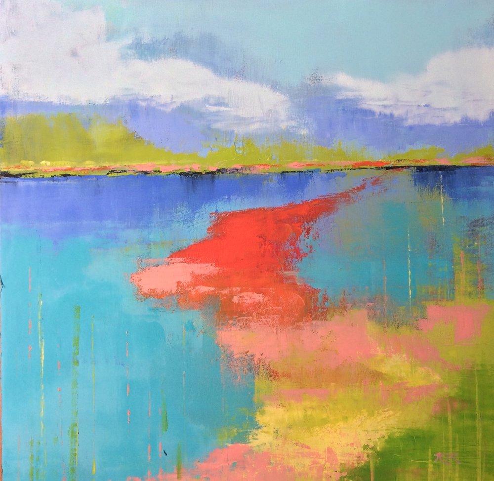 Summer Lake #2