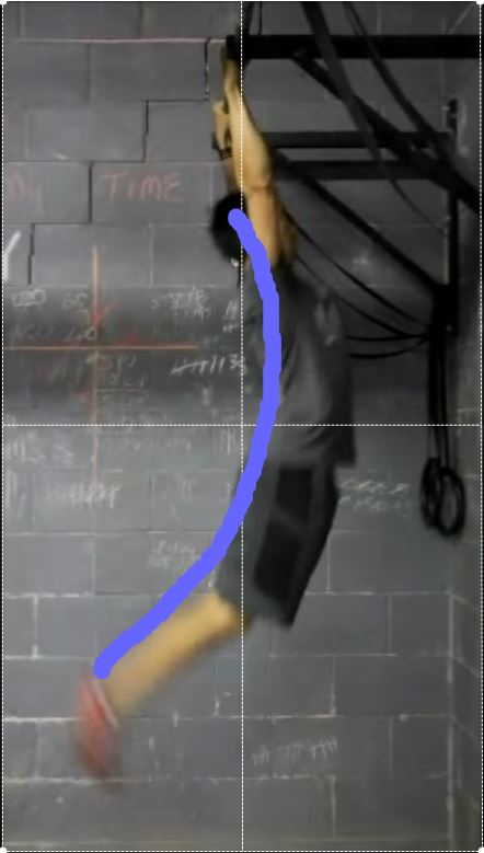 Hollow Back Position