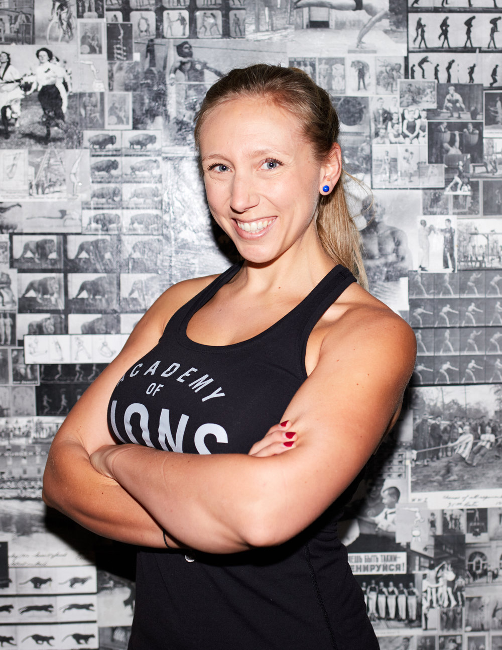 Head Coach Freya    - CrossFit Level 2 - Fit4two PPFS Certification - Body Harmonics Movement &  Exercise for Pregnancy - Body Harmonics Towards a Healthy    Pelvic Floor - Agatsu Olympic Weightlifting &  Power Lifting - Agatsu Kettlebell Level 1 - Agatsu Kettlebell Level 2  -  Agatsu Assessment Course   - Agatsu Lower Body Mobility Level 1 - Agatsu Upper Body Mobility Level 1 - Postnatal Anatomy and Physiology