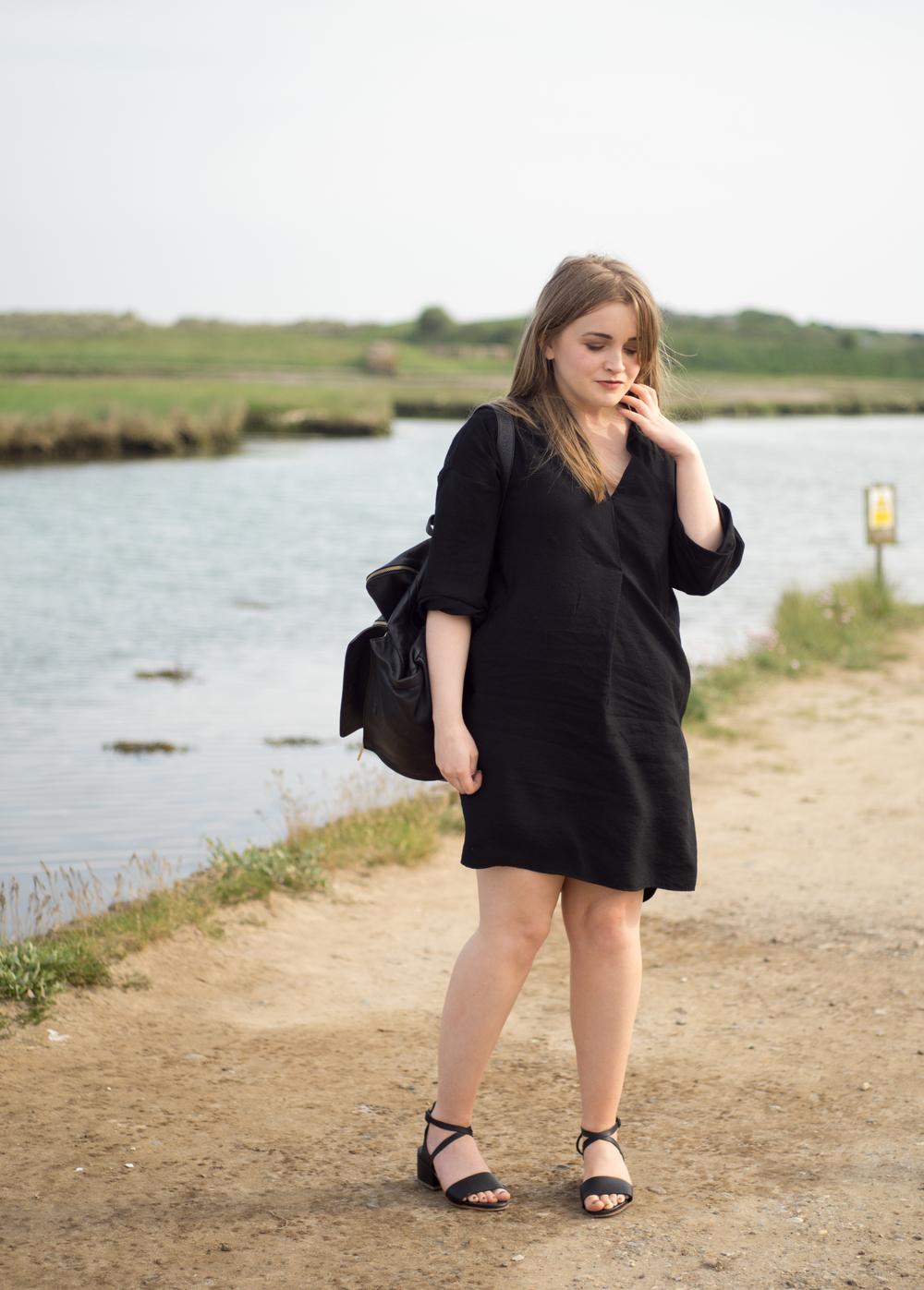 black dress whistles