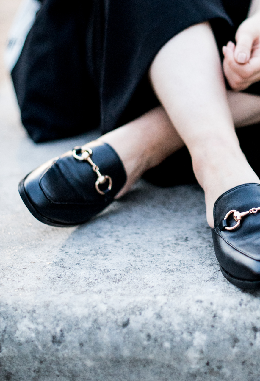 gucci princetown slipper dupes