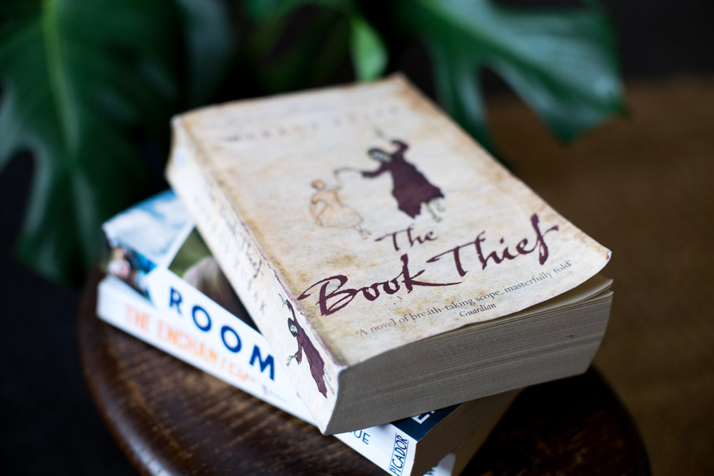 the book thief review markus zusak