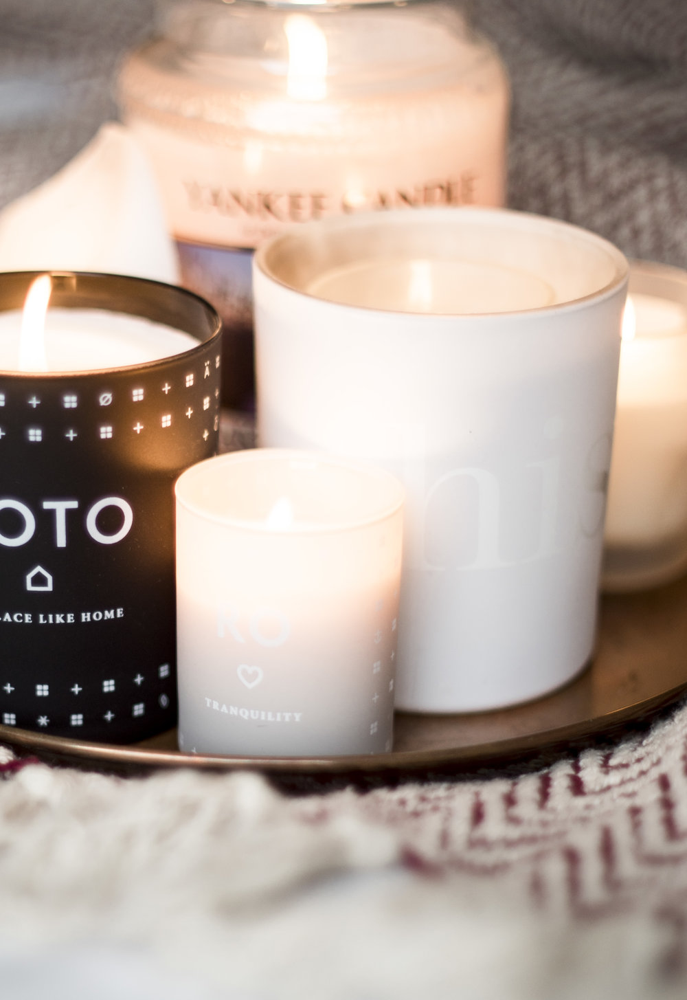 scented candle recommendations
