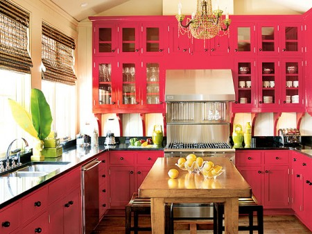Pink-painted-kitchen-cabinets-450x337.jpg