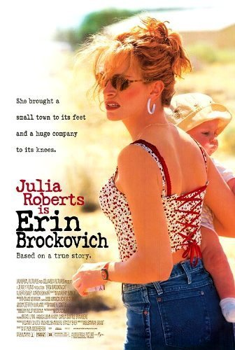 Erin Brockovich is an international clean water advocate who supports the end to water fluoridation.