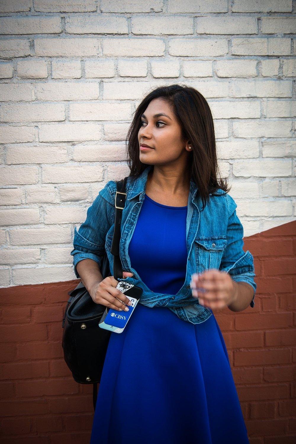 Anisha Nandi NYC