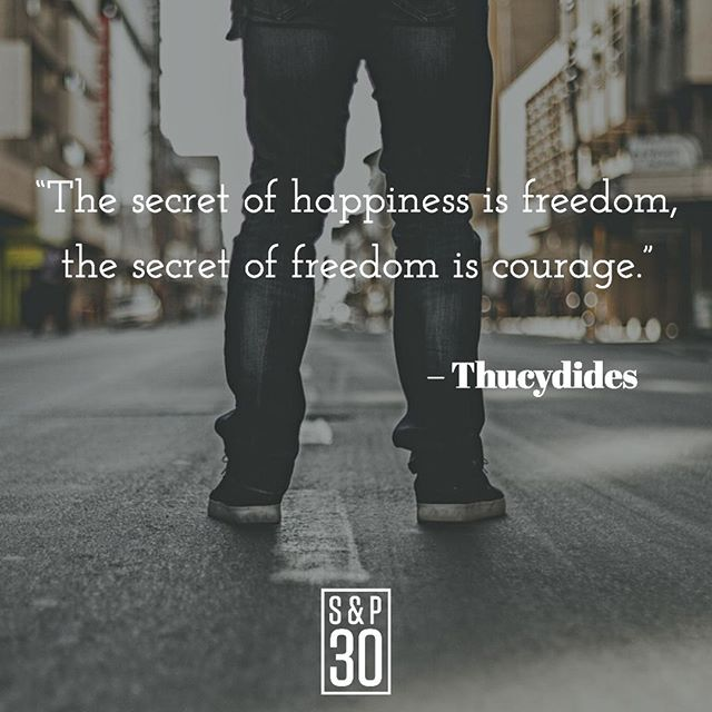 """To fully embrace freedom, you must possess two things: ⠀ 1- The courage and independence to exercise your personal freedom, and⠀ 2- A sense of responsibility to respect the freedom and rights of others.⠀ --⠀ """"The secret of happiness is freedom, the secret of freedom is courage."""" – Thucydides⠀ .⠀ .⠀ .⠀ #courage #independence #freedom #livefree #inspiration #inspiring #inspiringquote #inspiringquotes #inspiredlife #liveinspired #lifequote #quote #quotes #quotepic #dailywisdom #instaquote #qotd #quoteoftheday #instaquote  #liveboldly #bebold #adventure #lifesanadventure #nomadlife #nomad #adventurelife #nomadic #nomadiclife #explore #thucydides"""