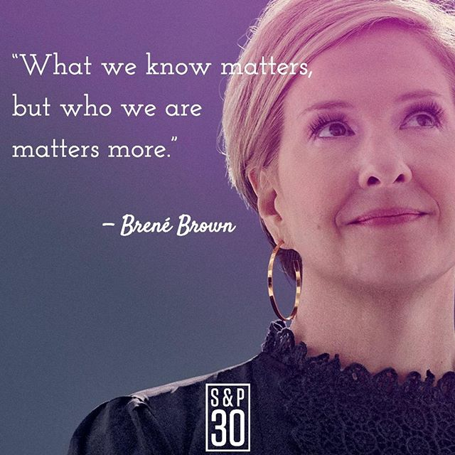 """It's great to have all of the knowledge, intellect, and advantages in the world. However, intellect doesn't build trust. It doesn't establish love or create passion. To do more, you must become more as a human. ⠀ """"What we know matters, but who we are matters more."""" @brenebrown⠀ . ⠀ .⠀ .⠀ #trust #transparency #honesty #courage #bebold #courageouslife #boldlife #leader #leaders #leadership #leadershipquote #leadershipquotes #leaderquote #quote #quotes #quotepic #quotepics #brenebrown #brenebrownquote #brenebrownquotes #unity #togetherisbetter #human #love  #inspiration #inspired #inspiredlife #inspiringquotes #inspirationalquotes #motivationmonday"""