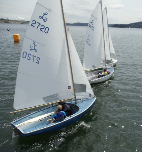 Lido 14's -- The perfect sailboat to start a life-long sailing adventure!