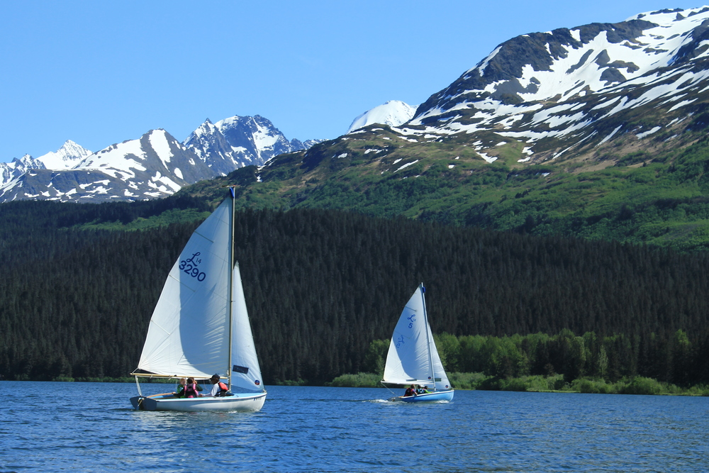 Click Photo to go to story at http://sewardcitynews.com/2014/06/youths-sail-on-bear-lake/