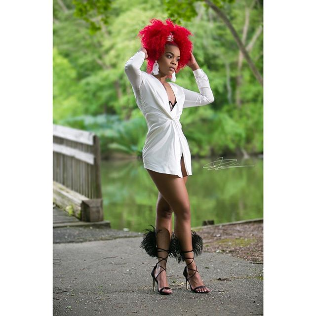 Are you living your Naked Truth?... continue reading . . Link in bio . . 📷 @terry_brown70 . #blogs #streetstyle #body #redhead #thecutlife #diyheels #diy #bighair #legs #instafashion #fashionstyle #instyle #inspo #blogger #looks #lotd #insta