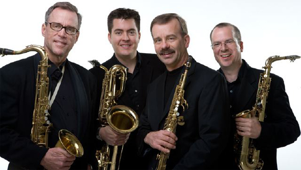 Premiere Saxophone Quartet
