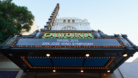 California Theatre, San Jose