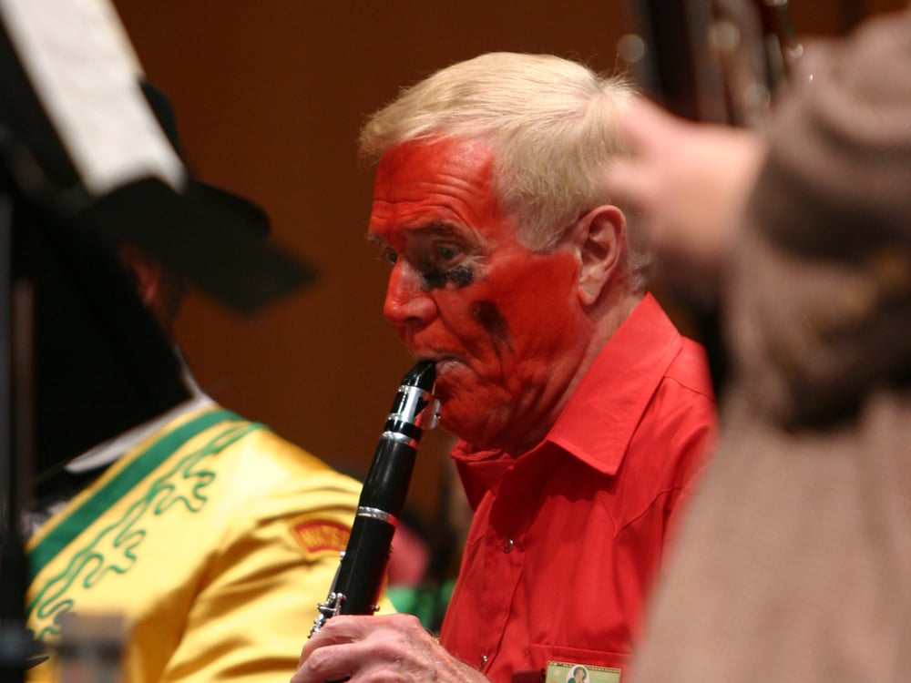 SJWS Halloween Concert, October 2010