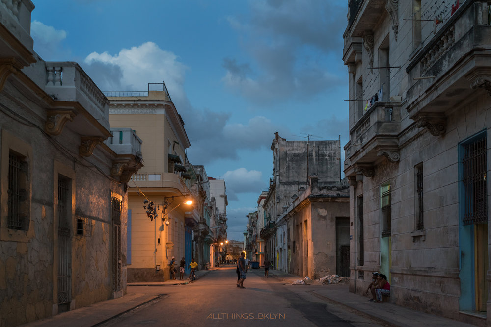 Virtudes Views / Havana Nights