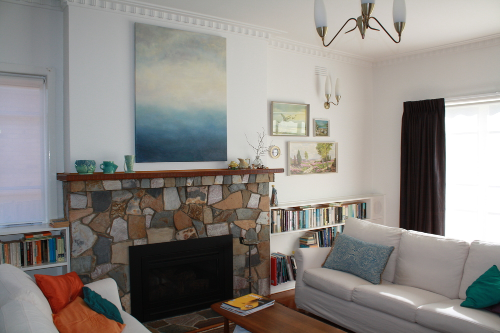 Client's home in Melbourne