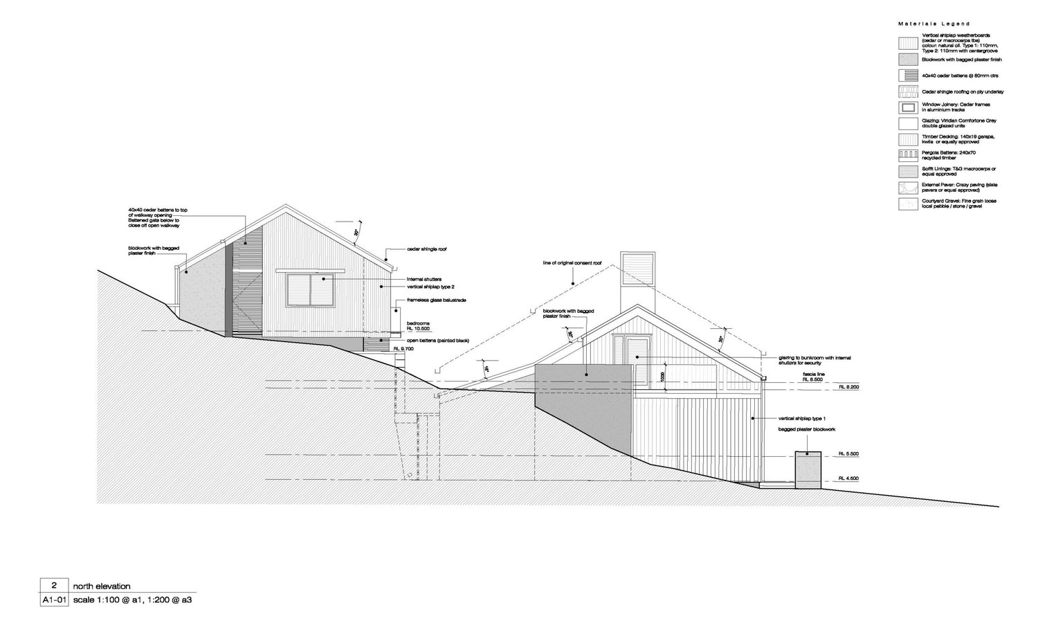 Bay Of Islands House Craig Brothers Doubleglazingdiagram01jpg Prev Next