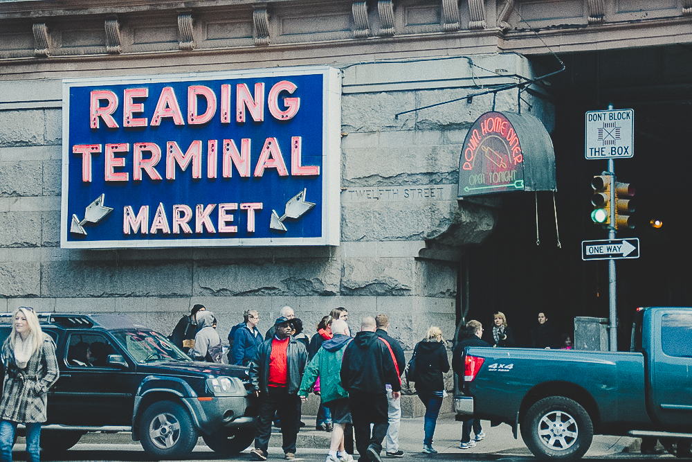 The Reading Terminal Market in Philadelphia by A Travelogue by Brock and Tanj