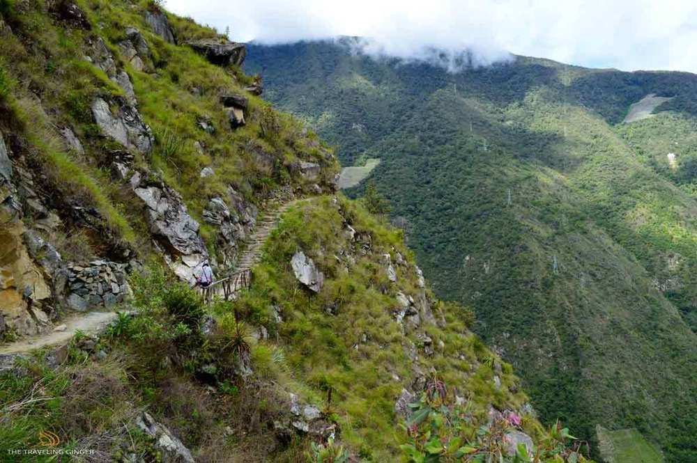 HIKING THE INCA TRAIL WITH CONTIKI